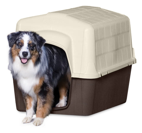 Petmate Barn House Dog Kennel