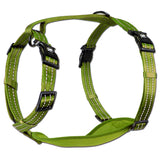 Alcott Adventure Nylon Harness Set Green