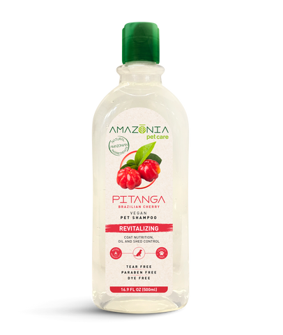 Amazonia Shampoo Pitanga Revitalizing 500ml