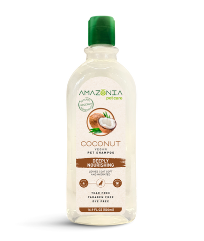 Amazonia Shampoo Coconut Soft & Hydrated Coat 500ml