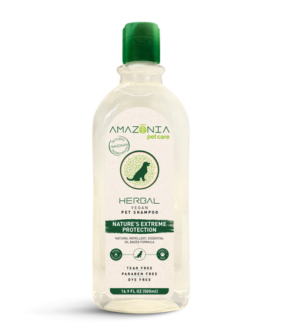 Amazonia Herbal Shampoo Extreme Protection 500ml