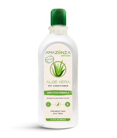 Amazonia Conditioner Aloe Vera 500ml