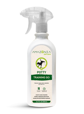 Amazonia Potty Training Go 500ml