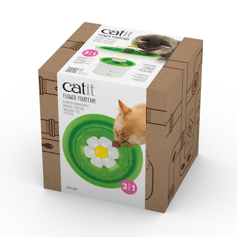 Catit 2.0 Senses Flower Water Fountain 3 litres