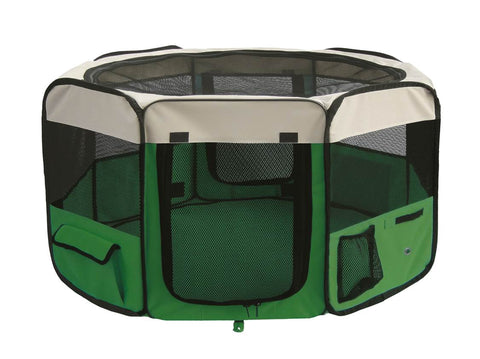 Comfort Soft Enclosure Green