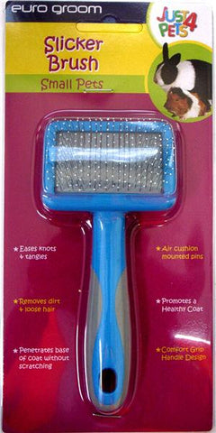 Euro Groom Mini Slicker Brush Small Pets