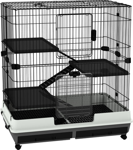 FurKidz Ferret/Cat Cage 3 level 100 x 104 x 65cm