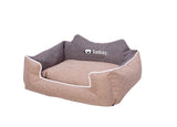 FurKidz Premier Bed Beige / Brown