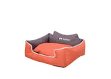 FurKidz Premier Bed Orange / Brown
