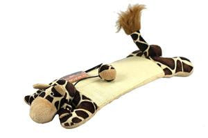 Floor Scratcher with Catnip - Giraffe