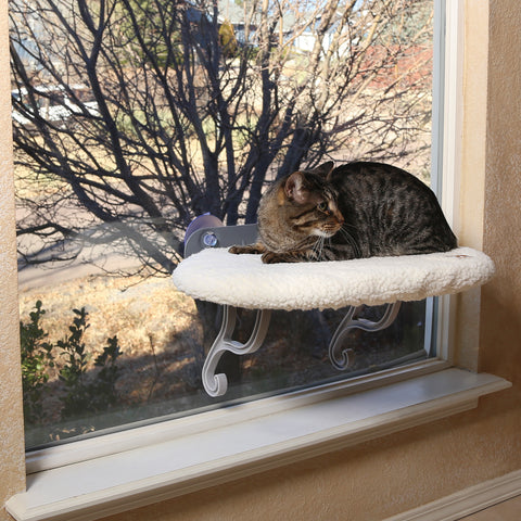 Universal Mount Kitty Sill Fleece 60x35cm
