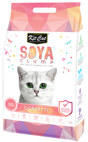 Kit Cat Soya Clump Litter 7 litre