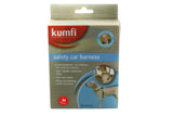 Kumfi Car Safety Harness Set