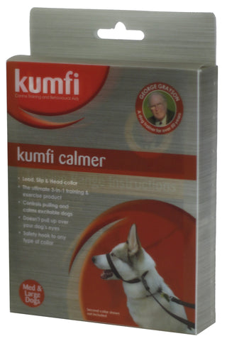 Kumfi Calmer Head Halter Set