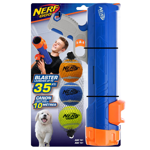 Nerf Tennis Ball Blaster Set 30cm