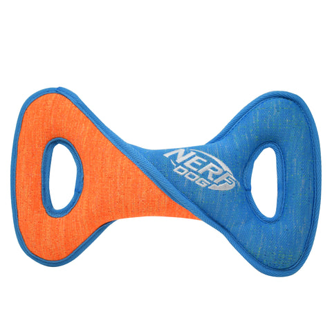 Nerf - X Weave Infinity Twist Tug - Blue/Orange 32.5cm