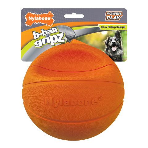 Nylabone Nyla Play - Basketball Large (17cm)