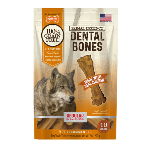 Primal Instinct Multi Meat Flavour Bones Regular