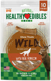 Healthy Edibles Bones Venison Antler Medium