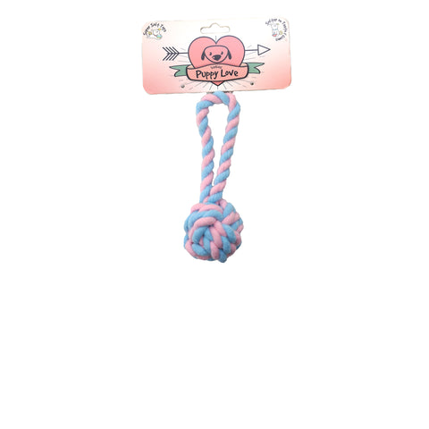 Puppy Love Ball Pitch Toy