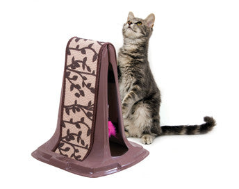 Petmate Lean on Me Cat Scratcher