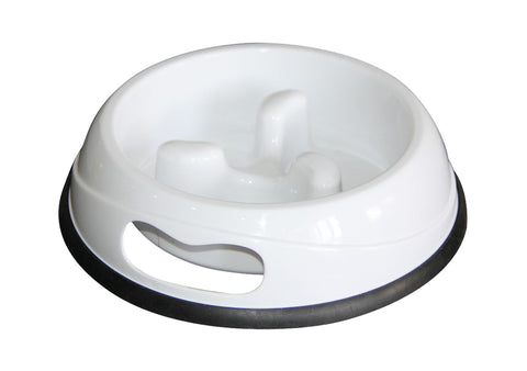 PaWise Slow Feeding Dog Bowls