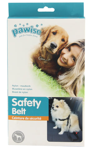 PaWise Car Safety Harness Set