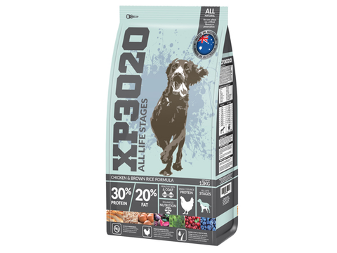 XP3020 Extra Premium Dog Food - 13kg Bag