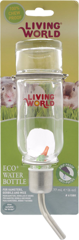Living World Eco Glass Bottles