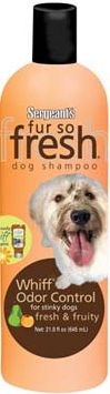 Sergeants Fur So Fresh Whiff Dog Shampoo - 240ml