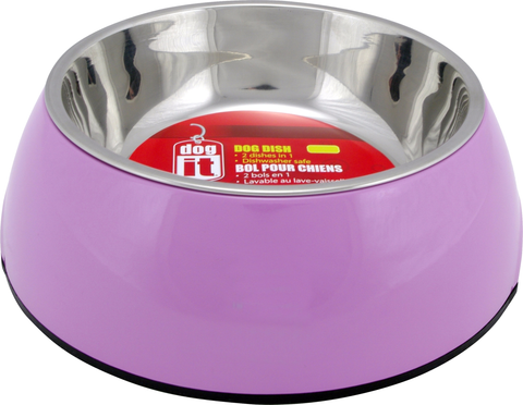 Dogit 2 in 1 Style Durable Dog Bowl Small 350ml