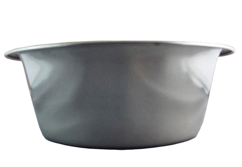 Stainless Steel Economy Pet Bowl