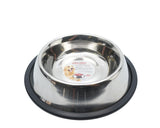 Stainless Steel Anti Skid Pet Bowl