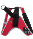 Tre Ponti Secondo Sporza Reflective Dog Harness Size 6 - Made in Italy