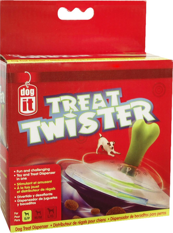 Dogit Treat Twister Treat Dispenser - Small Dog