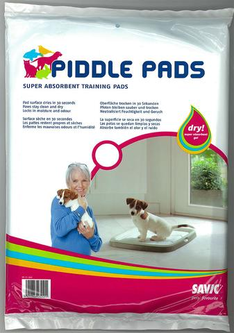 Savic Piddle Puppy Training Pads Large - 7 Pack