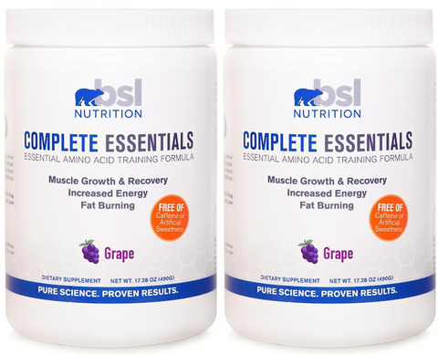 Complete Essentials Two Bottles