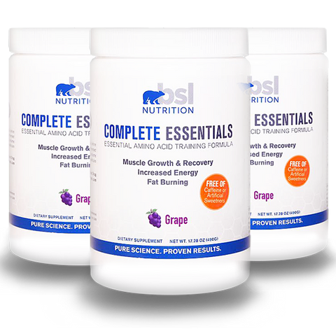 Complete Essentials Three Bottles (40% Off)