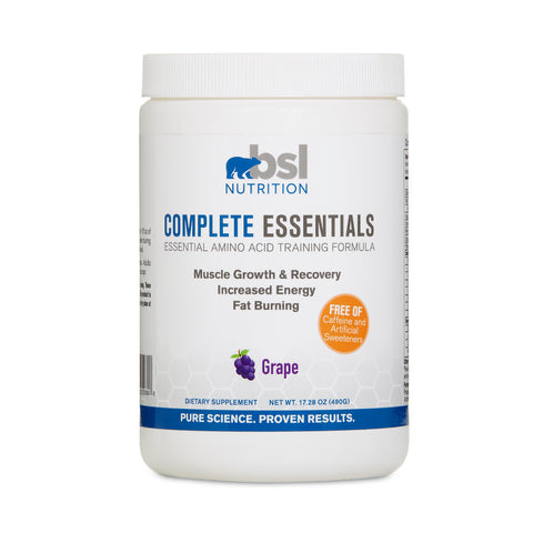 Complete Essentials Grape (PRESALE) - Orders will ship by February 14th