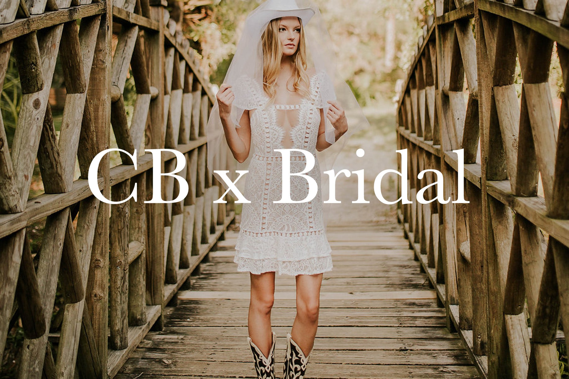 CB x Bridal Lookbook
