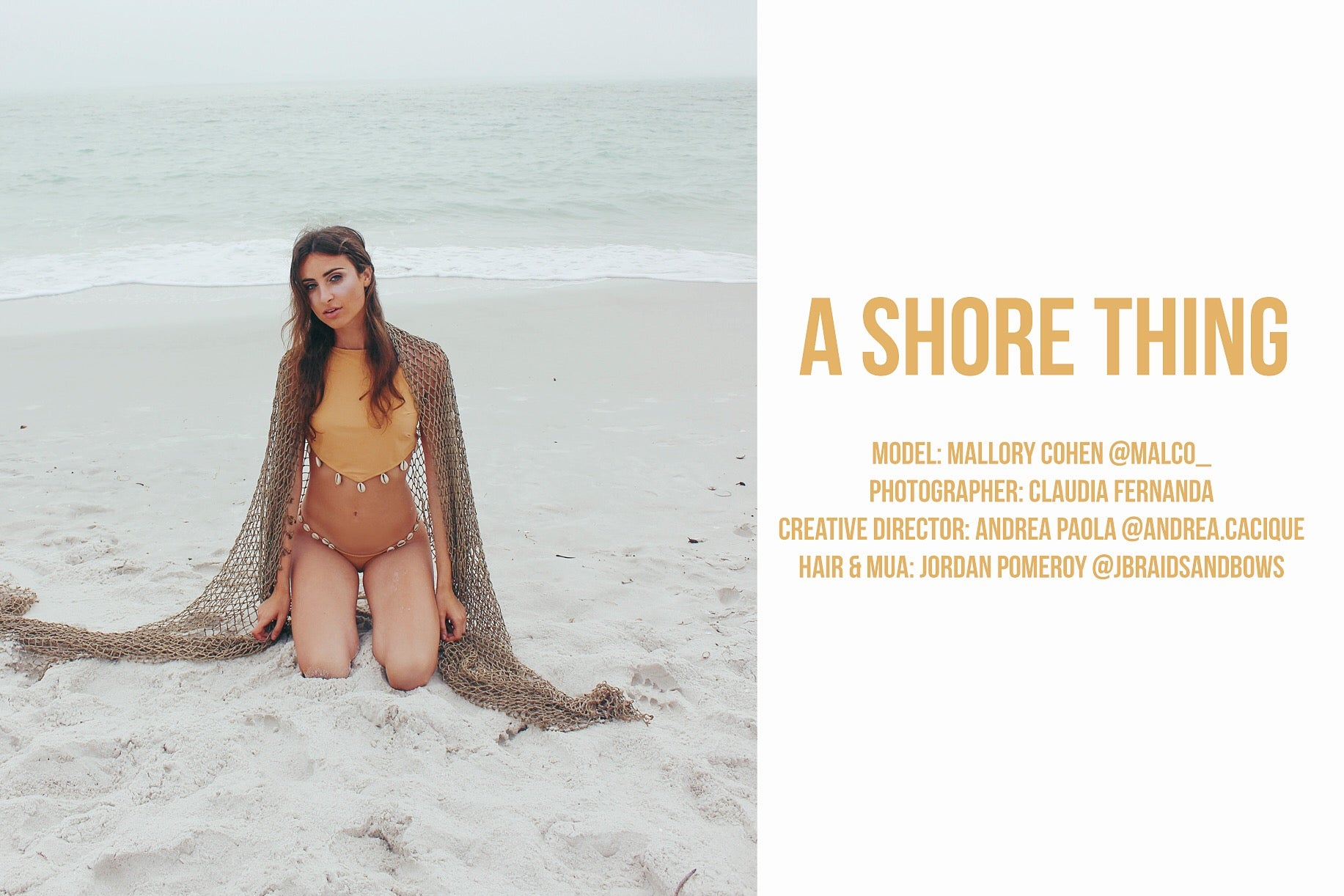 A Shore Thing Lookbook