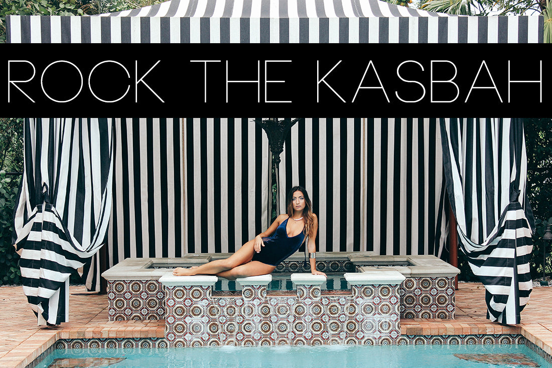 Rock The Kasbah Lookbook