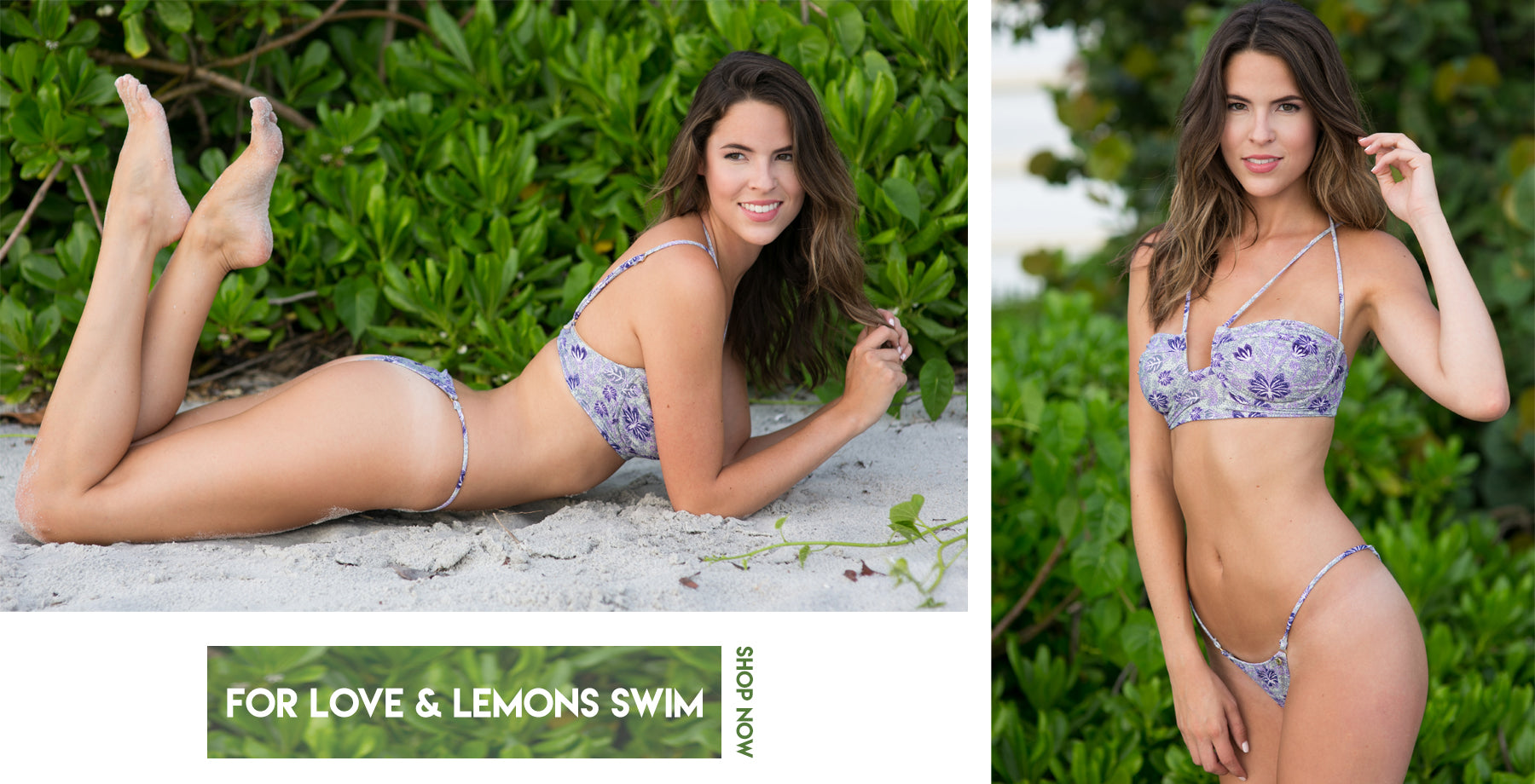 For Love & Lemons Swim