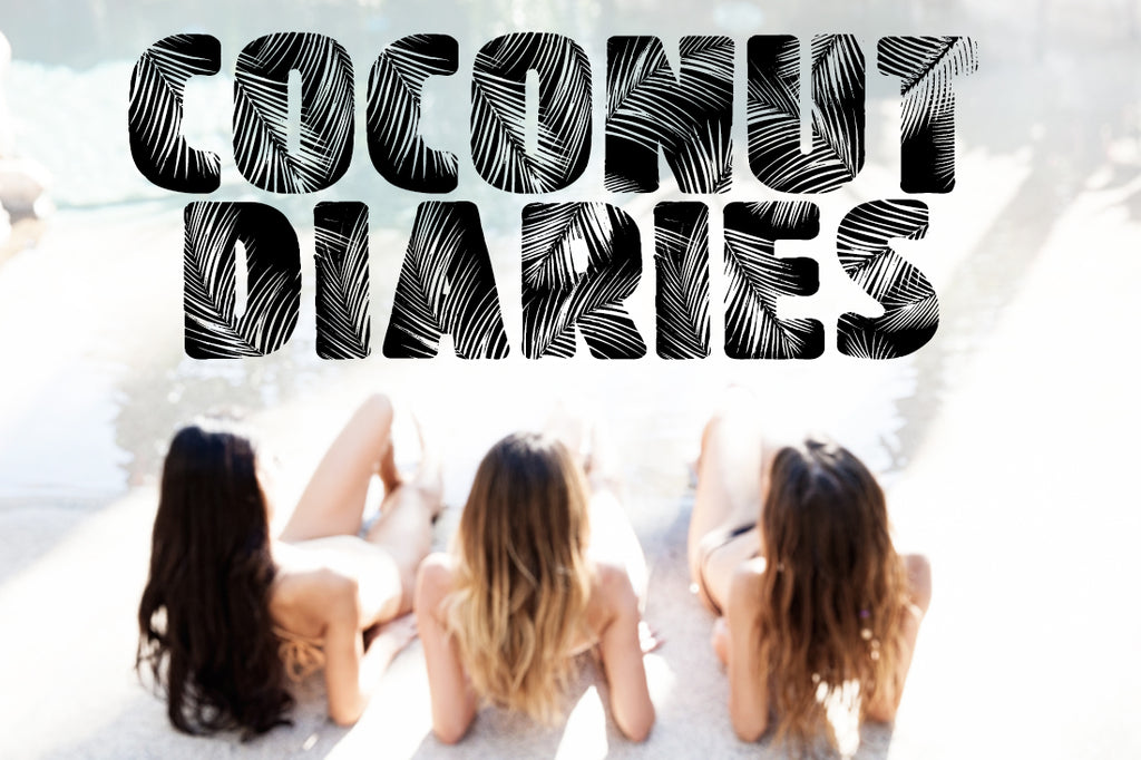 Coconut Diaries Lookbook