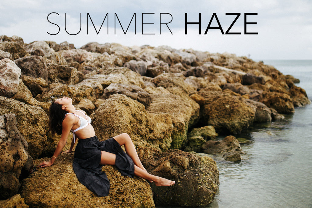 Summer Haze Lookbook