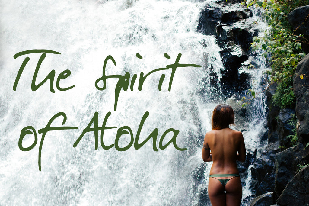The Spirit of Aloha Lookbook