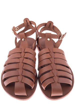 Yapo Leather Sandals