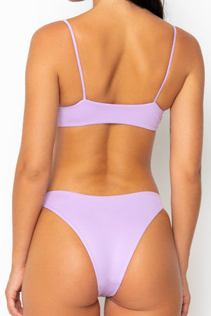 NovahSwimwear Venus Top Orchid Ecoluxe