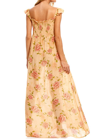 Agua Bendita Blomma Leandra Maxi Dress 7024