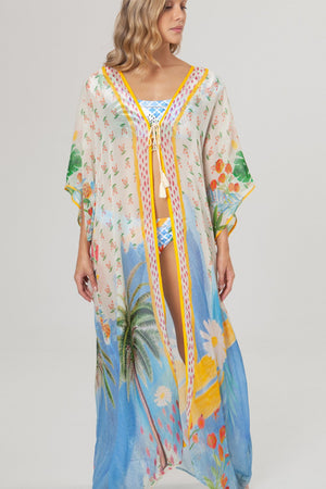 Agua Bendita Sam Goa Tunic 5850